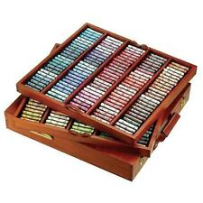 Sennelier Soft Pastels - Professional Artists Pastels - 250 The Royal Wooden Box