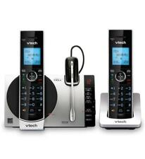 VTech DECT 6.0 Expandable Cordless Phone w/ Headset Connect to Cell VT-DS6771-3