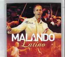 Malando-Latino Promo cd single