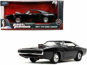 1:24 Dom's 1970 Dodge Charger 500 - Fast & Furious 9 -- JADA