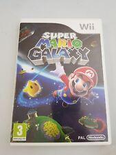Super Mario: Galaxy (Nintendo Wii, 2007)