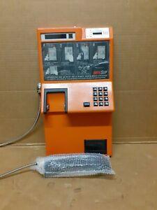 QUADRO TELEFONO  pubblico rotor a gettoni moneta FUNZIONANTE  PRONTO ALL' USO