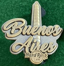 Hard Rock Cafe BUENOS AIRES 2018 Core City DESTINATIONS NAME Series PIN #100476