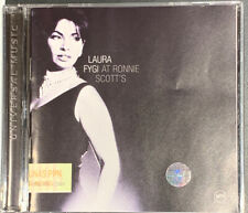 LAURA FYGI - Live At Ronnie Scott's - CD - Import - 2003 Verve**Good Condition**
