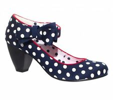 Women's Casual Spotted Heels