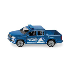 "Siku 1467 VW Amarok ""Sauvetage alpin"" métallique bleu Pick-up (Boursouflure) ! °"