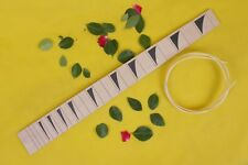 Electric Guitar Fretboard Maple 24fret 25.5inch DIY Project Guitar Kit #51