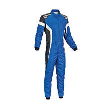 OMP Racing, Inc.IA0185004346 TECNICA-S Suit Blau und Weiß 46