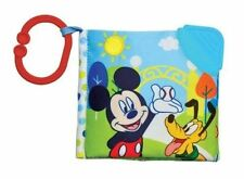 Disney Baby Mickey Mouse Soft Activity Storybook