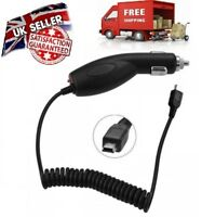 Car Charger for TomTom GO / XL / XXL / ONE / START / RIDER and NAVIGATOR