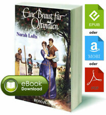 Norah Lofts ** Eine Braut für Ostindien (Buch RAR!) ** E-Book: ePub, Mobi o. PDF