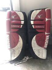 Vaughn Velocity goalie leg pads 34