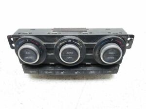 07 08 09 Mazda CX-9 Temperature Control Front With Heated Seats OEM TD12 61 190