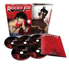 ROCKY JOE ST.1 VOL.1  5 DVD  COFANETTO  ANIME