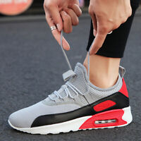 Max 90 Men's Cushion Sports Athletic Sneakers Casual Running Breathable Gym Shoe