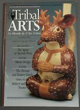 New listing Tribal Arts Magazine African Tribal, Oceanic Art # 14 Iv:1 May 1997 Rare Peru