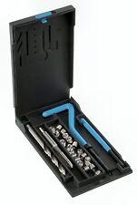 V-coil Alambre reparación de rosca inserto Kit Bsw Whitworth 3/8-16 TPI Helicoil Compatible