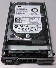 Dell Seagate 1TB SAS 2.5in 6Gb/s 7.2K 9W5WV Hard Drive and Tray, Used, Grade A