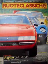 Ruote Classiche 157 2002 Alla guida di Aston Martin DB214. Maserati SS [Q73]