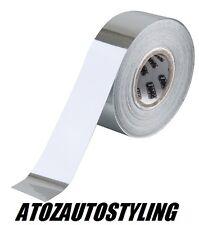 Chrome Detailing Foil Tape Car Stripe Coachline 10m Roll x 10mm Wide <<NEW>>