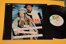 RENZO ARBORE ROBERTO BENIGNI LP FF SS 1°ST ORIG 1983 EX ! COLONNA SONORA ORIG
