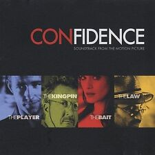 1 CENT CD Confidence [SOUNDTRACK] meat beat manifesto / fischerspooner / peaches
