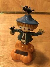 Scarecrow Solar Toy