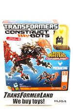 Predaking Predacons Rising Cerrado Misb Mosc Elite Construct-Bots Transformers