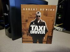 New ListingTaxi Driver (Blu-ray Disc, 2011) DigiBook-Robert Deniro W/ 12 Picture Inserts