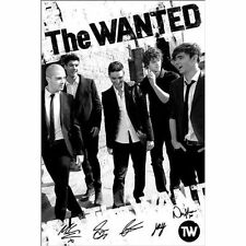 2013 Bravado The Wanted Tw Poster Print 24X36 New Free Shipping