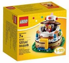 LEGO Birthday Decoration Cake Set (40153) - NEW