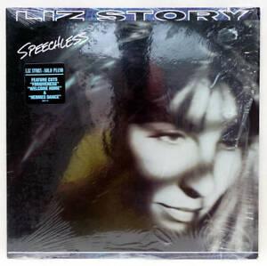 LIZ STORY Speechless LP Novus 3037-1-N US 1988 NM Vinyl Cool Jazz Easy Listening