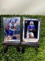 2020 NFL Mosaic #231 Base Lot🔥Invest✅Zach Moss Elite Series Rookies Psa 10? Hot