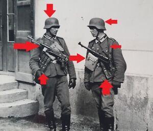 Original Fotoalbum Infanterie Regiment 75 - 85 orig Fotos - Sudeten Tschechien