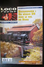 MODELISME FERROVIAIRE TRAIN MAGAZINE LOCO REVUE N° 608 de 1997