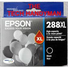 Epson GENUINE 288XL Black Ink (RETAIL BOX) for EXPRESSION XP-434 XP-440 XP-446
