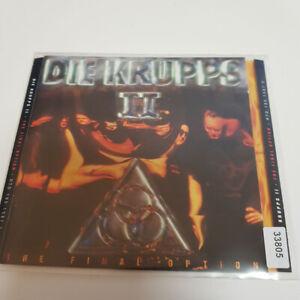 DIE KRUPPS : II - The Final Option  > EX (CD)