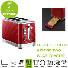 Russell Hobbs 24372 Inspire 2-Slice Toaster - Red