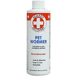 Cardinal Gold Medal Pet Wormer dogs cats kitten puppy roundworm dewormer worms