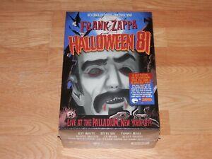Frank Zappa - Halloween 81 - coffret 6 CD Costume Box Set neuf scellé