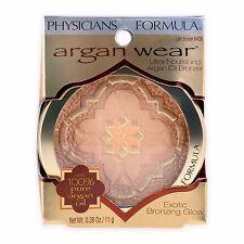 Physicians Formula Argan Wear Nourishing Argan Oil Bronzer, #6439 Light Bronzer