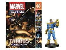 Marvel Fact Files Cosmic Special 3 Thanos Figure Figurine Sold Out New Mint