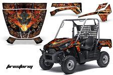 AMR Racing Kawasaki Teryx 750 2 Door Graphic Decal Kit UTV Parts 10-12 FRSTORM K