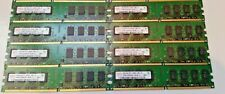 Hynix HYMP125U64CP8-S6 (2GB x8) 16 GB )PC2-6400U DIMM TESTED!