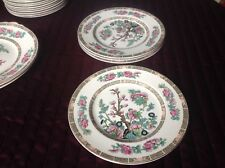 John Maddock And Sons England Indian Tree (4 salad/side plates) 7.75 inches