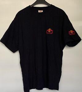T-Shirt Redbull Energy Größe M Blau