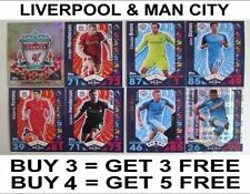 Liverpool Football Trading Cards 2017 Season