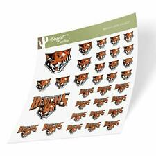 Buffalo State College SUNY Bengals Sticker (Type 1-1 Sheet)
