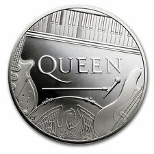 2020 Great Britain 5 oz Proof Silver Music Legends: Queen - SKU#217042