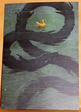 Dobra Lystivka Art Postcard - The Sea Serpent by Dadu Shin